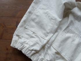 商品「TRAVAIL MANUEL(トラバイユマニュアル) セルビッチデニム5ポケットパンツ」の商品画像