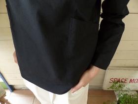商品「LOLO(ロロ) 定番OX丸襟シャツ」の商品画像