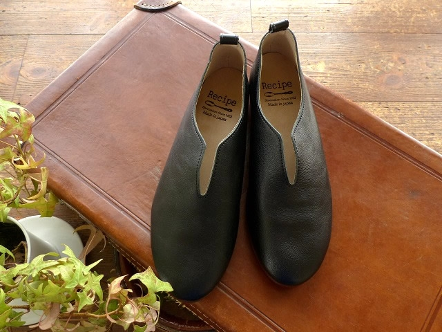 商品「R.shoes Vカットスリッポン」の商品画像