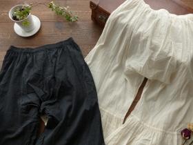 商品「【ご予約】Veritecoeur(ヴェリテクール) エレファントパンツ」の商品画像
