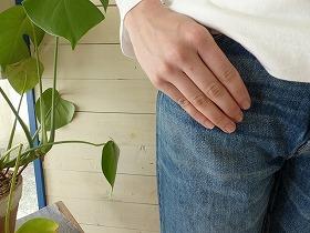 商品「D.M.G(ドミンゴ) スタンダード5Pデニム ブラスト」の商品画像