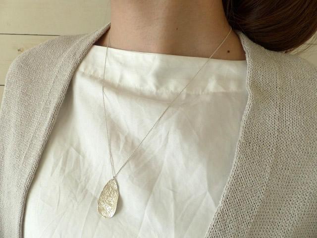 商品「H(ホーク) しずく型ネックレス」の商品画像