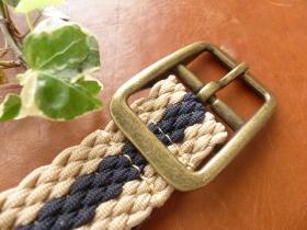 商品「H(ホーク) メッシュゴールドバックベルト」の商品画像