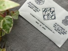 商品「R&D.M(オールドマンズテーラー) WOOL BLANKET」の商品画像