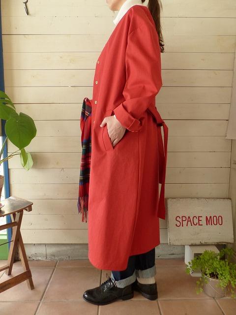 商品「R&D.M(オールドマンズテーラー) BONDING LONG COAT」の商品画像
