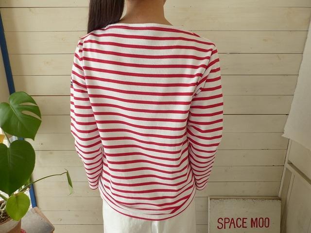 商品「SAINT JAMES(セントジェームス) 定番OUESSANT ウエッソン 長袖Tシャツ」の商品画像