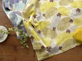 商品「PK Wガーゼの鳥のブラウス」の商品画像