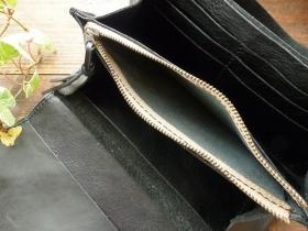 商品「St Bag シュリンク・ハラコ・ギャザーウォレット」の商品画像