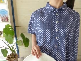 商品「快晴堂(かいせいどう) 水玉フォーエバー BIGワンピース」の商品画像