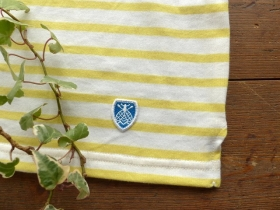 商品「ORCIVAL(オーシバル) フレンチスリーブドロップショルダーカットソー」の商品画像