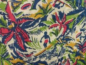 商品「PAR ICI(パーリッシィ) VINTAGEアロハ 開襟シャツ」の商品画像