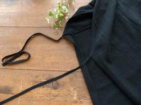 商品「maomade(マオメイド) 強撚ノースリーブエプロンワンピース」の商品画像