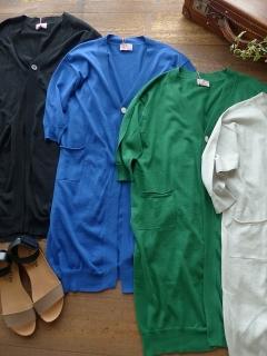 商品「maomade(マオメイド) ピマ1っボタンロングカーディガン」の商品画像