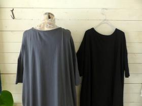 商品「jujudhau(ズーズーダウ) コットンワイドドレス」の商品画像
