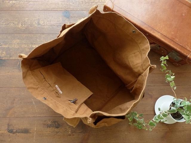 商品「KAPITAL(キャピタル) 6号帆布スタンダードTOTE BAG」の商品画像