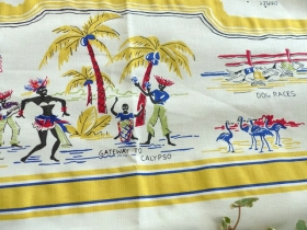 商品「快晴堂(かいせいどう) フロリダ柄ビーチマット」の商品画像