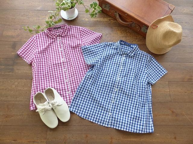 商品「PK ギンガムチェックシャツ」の商品画像