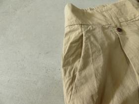 商品「Hands of creation(ハンズオブクリエイション) 高密度ダンプループハイウエストパンツ」の商品画像