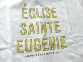 商品「SOUFFLE ムラ糸天竺ロゴTシャツ」の商品画像