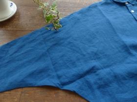 商品「NATURAL LAUNDRY(ナチュラルランドリー) リネンドルマンシャツ」の商品画像