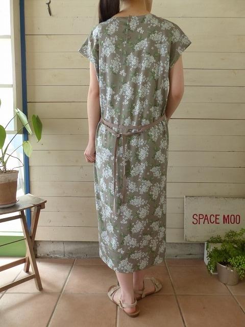 商品「NIMES(ニーム) Petit Archive Lilac/Plain 後ろ開きワンピース」の商品画像