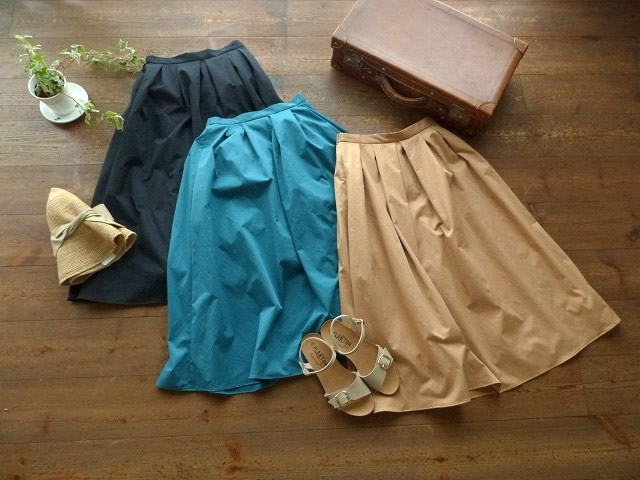 商品「PARLMASEL(パールマシェール) 雨にも負けないスカート」の商品画像