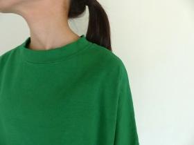 商品「NATURAL LAUNDRY(ナチュラルランドリー) クラシック度詰めポンチョT」の商品画像