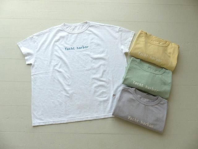 商品「快晴堂(かいせいどう) GIRL`S 海上がりBIG Tシャツ「世界のハーバー」size3」の商品画像
