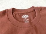 商品「DANTON(ダントン) コットンクルーネックポケットTシャツ」の商品画像