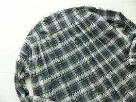 商品「R&D.M(オールドマンズテーラー) S/C STAND COLLAR SHIRT」の商品画像
