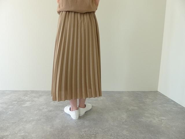 商品「UNIVERSAL TISSU(ユニヴァーサル ティシュ) ローンプリーツスカート」の商品画像