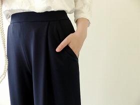 商品「yangany(ヤンガニー) ポンチフレアスカーチョ」の商品画像