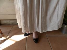 商品「portcros(ポートクロス) クチュールビンテージロングスカート」の商品画像