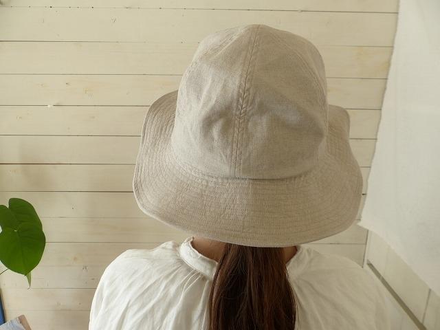 商品「ORCIVAL(オーシバル) LINEN HAT」の商品画像