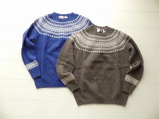 HARLEY ノルディックセーター