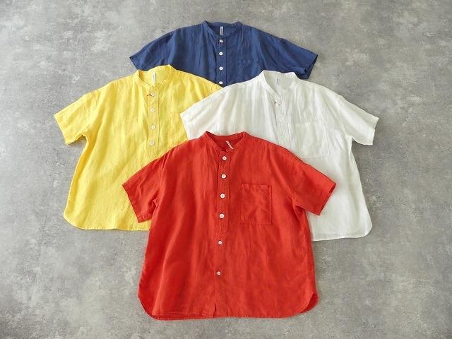 リネンスタンドワークシャツの商品画像1