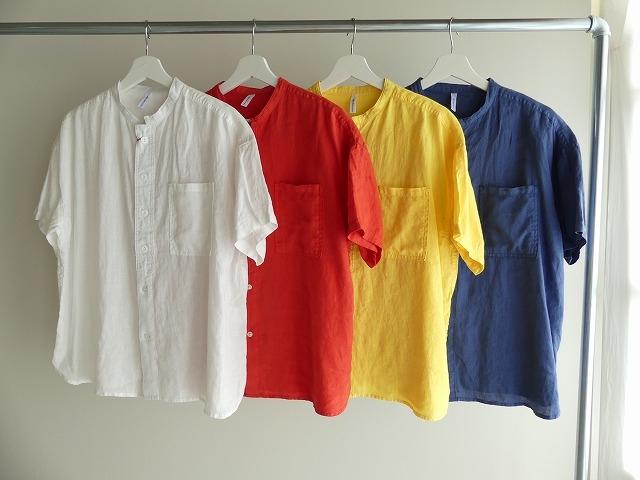 リネンスタンドワークシャツの商品画像10