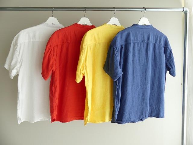 リネンスタンドワークシャツの商品画像11