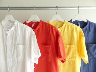 リネンスタンドワークシャツの商品画像18