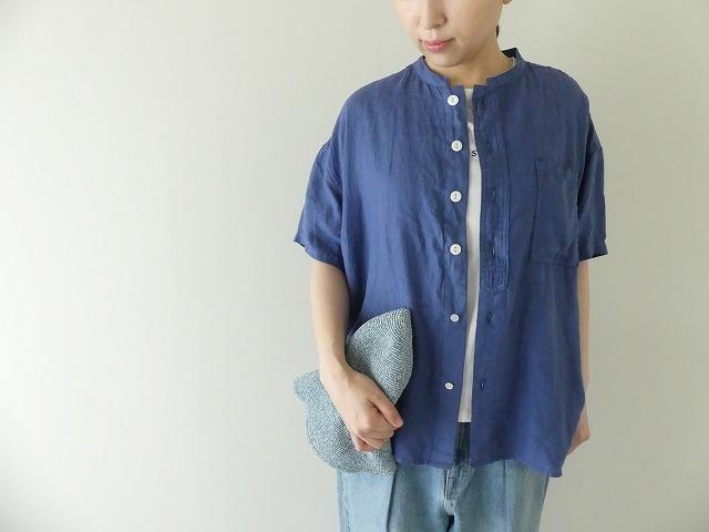 リネンスタンドワークシャツの商品画像2