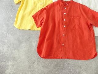 リネンスタンドワークシャツの商品画像22