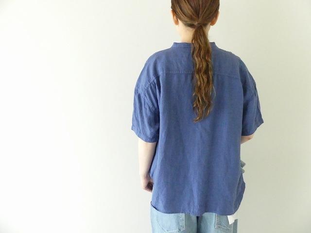リネンスタンドワークシャツの商品画像3