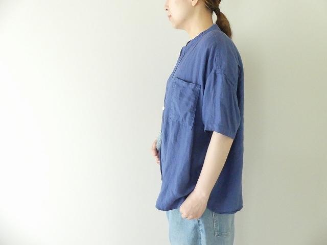 リネンスタンドワークシャツの商品画像4