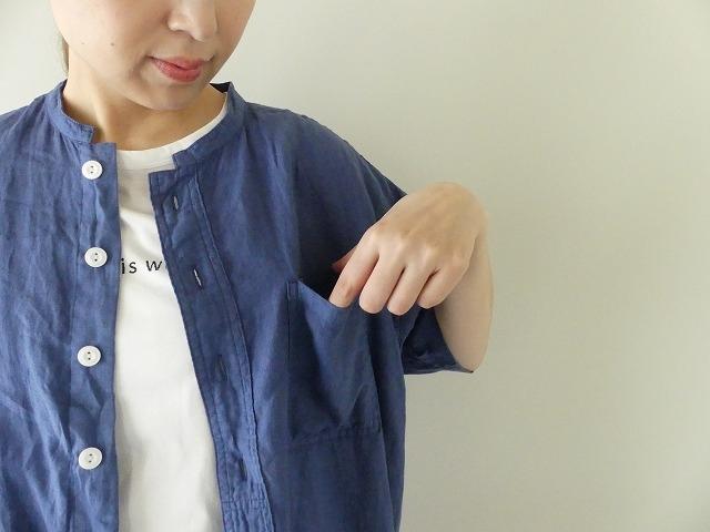 リネンスタンドワークシャツの商品画像5