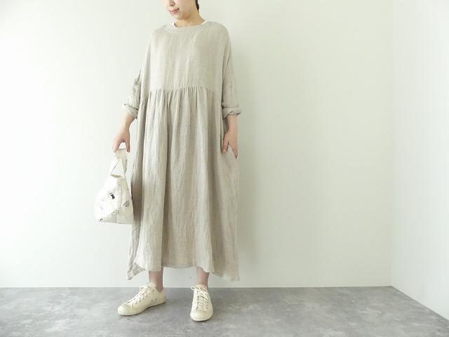リネンドビー東炊きドレス