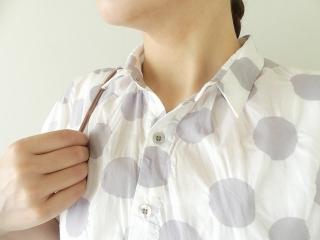 80ローン塩縮ドルマンスリーブシャツの商品画像14