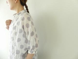 80ローン塩縮ドルマンスリーブシャツの商品画像16