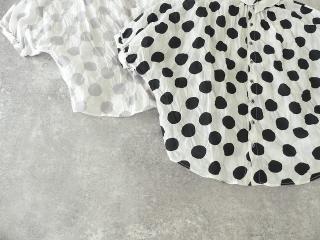 80ローン塩縮ドルマンスリーブシャツの商品画像17