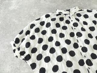 80ローン塩縮ドルマンスリーブシャツの商品画像21
