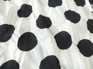 80ローン塩縮ドルマンスリーブシャツの商品画像22